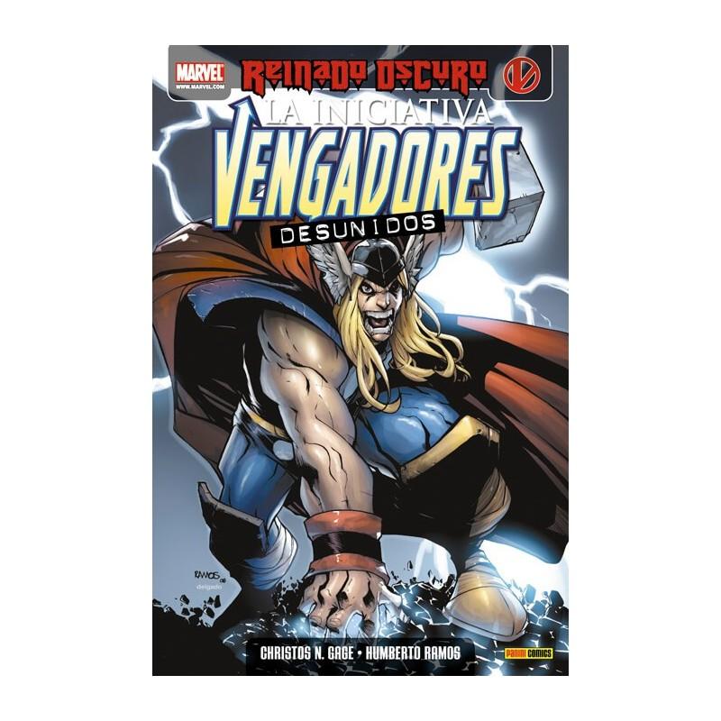 Los Vengadores. La Iniciativa 6. Desunidos