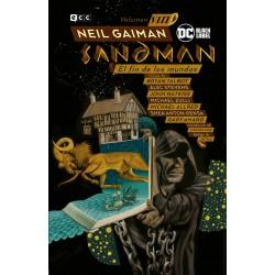 Biblioteca Sandman 8. El Fin De Los Mundos