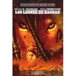 Colección Vertigo 75. Los Leones De Bagdad