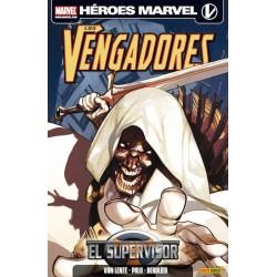 Los Vengadores. El Supervisor