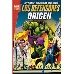 Los Defensores. Origen (Marvel Gold)