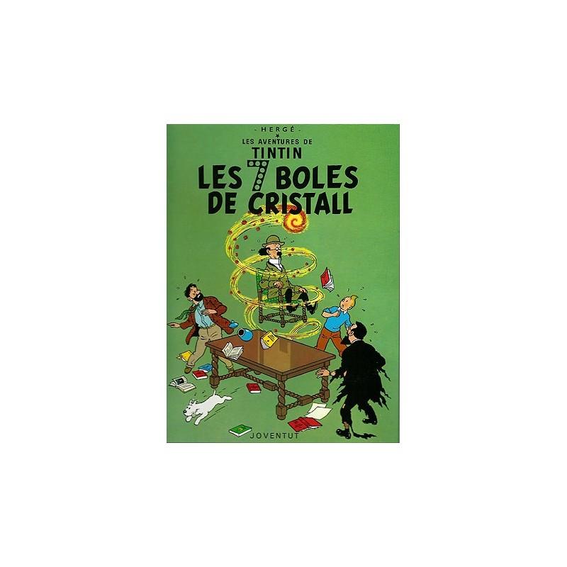 Tintin. les set boles de cristall