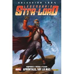 Legendario Starlord 1. Afróntalo, Soy lo Más (100% Marvel)