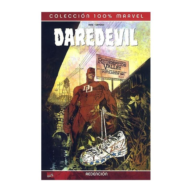 Daredevil. Redención (100% Marvel)