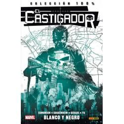 El Castigador 4. Blanco y Negro (100% Marvel)