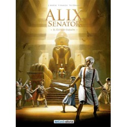 Alix Senator 2. El Último Faraón