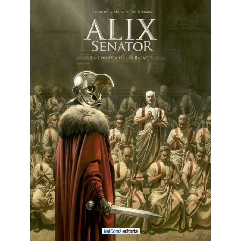 Alix Senator 3. La Conjura de las Rapaces