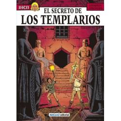 Jhen 8. El Secreto de los Templarios