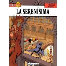 Jhen 11. La Serenísima