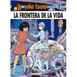 Yoko Tsuno 7. La Frontera de la Vida