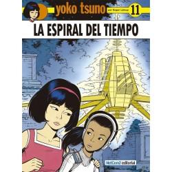 Yoko Tsuno 11. La Espiral del Tiempo