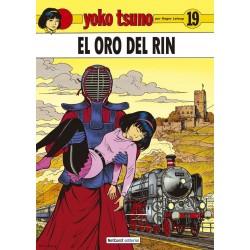 Yoko Tsuno 19. El Oro del Rin