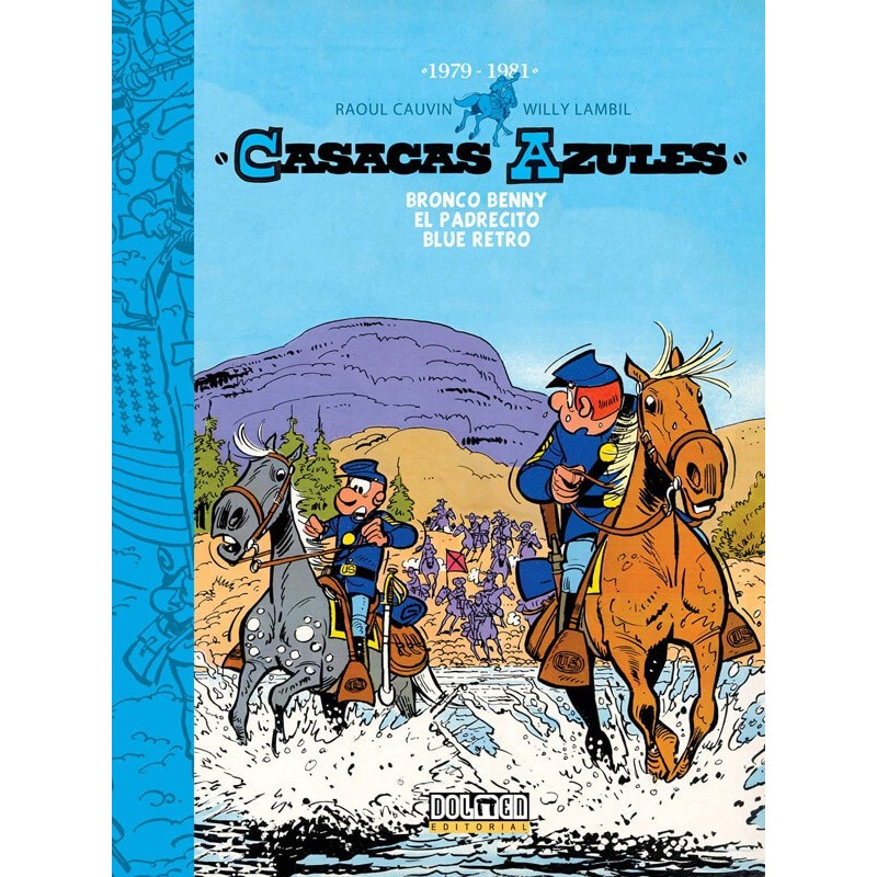 Casacas Azules 4 (1979 - 1981)