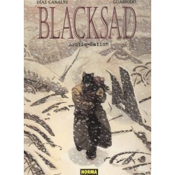 Blacksad 2. Arctic Nation