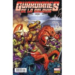 Guardianes de la Galaxia 42 Panini Comics