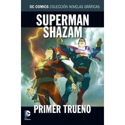 Imagén: Colección Novelas Gráficas 12. Superman/Shazam. Primer Trueno