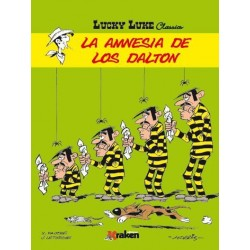 La Amnesia de los Dalton (Lucky Luke Classics 4)