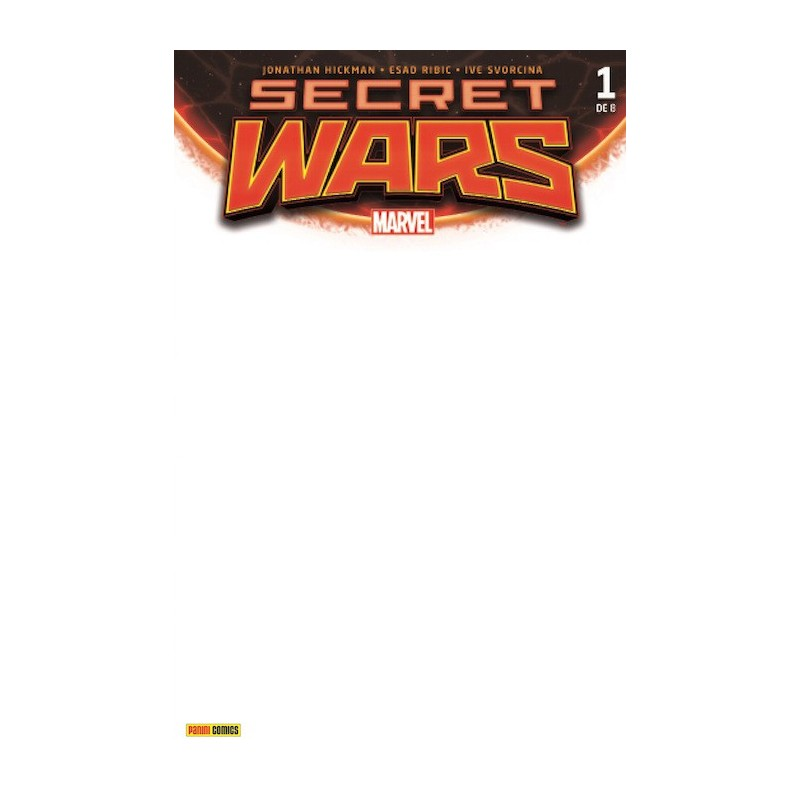 secret wars 1 portada alternativa