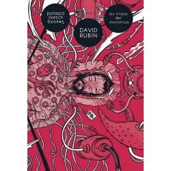 Polaqia Sketchbook 5. Las Tripas del Monstruo