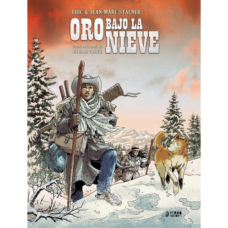 Oro Bajo la Nieve Yermo Ediciones