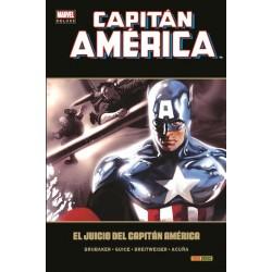 Capitán América 12. El Juicio del Capitán América (Marvel Deluxe)