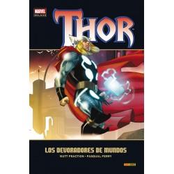 Thor 5. Los Devoradores de Mundos (Marvel Deluxe)