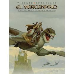 El Mercenario 1. El Pueblo del Fuego Sagrado