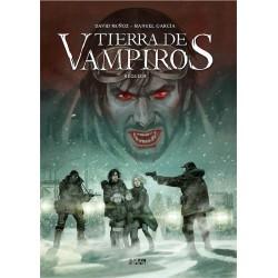 Tierra de Vampiros 2. Réquiem