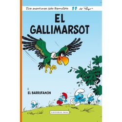 Els Barrufets 5. El Gallimarsot (Català)