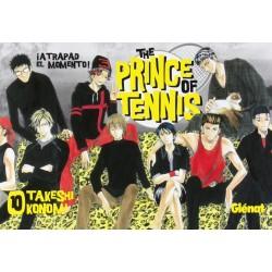 The Prince of Tennis 10. ¡Atrapad el Momento!