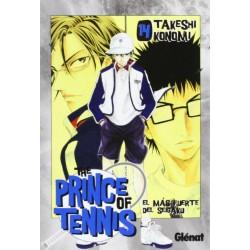 The Prince of Tennis 14. El Más Fuerte de Seigaku