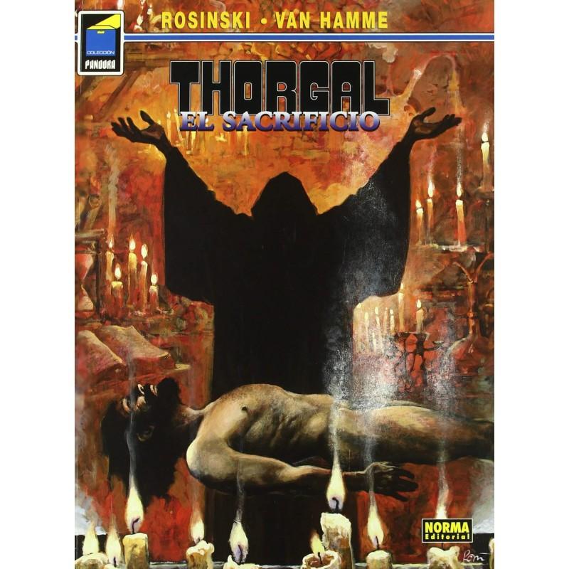 Thorgal 29. El Sacrificio
