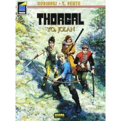 Thorgal 30. Yo, Jolan