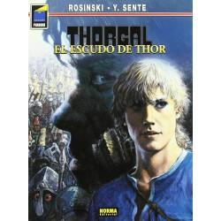 Thorgal 31. El Escudo de Thor