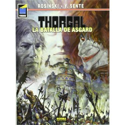 Thorgal 32. La Batalla de Asgard
