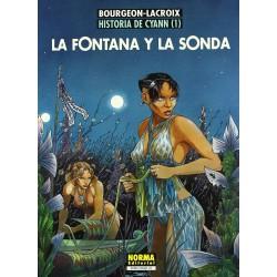 Historia de Cyann 1. La Fontana y la Sonda
