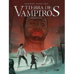 Tierra de Vampiros 3. Resurrección