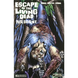 Escape of the Living Dead. Airbone