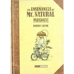 Las Enseñanzas de Mr. Natural. Paradojas