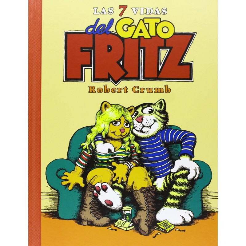 Las 7 Vidas Del Gato Frit