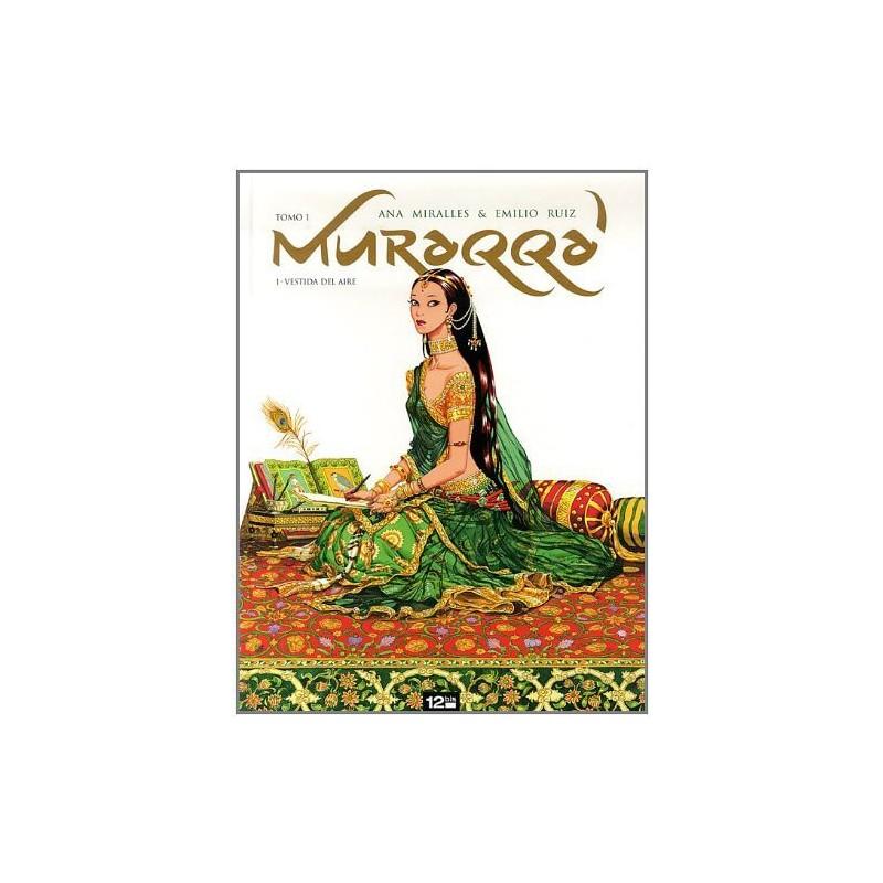 Muraqqa 1. Vestida del Aire
