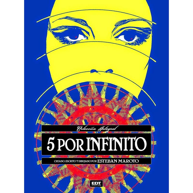 5 Por Infinito (Edición de Lujo Limitada)