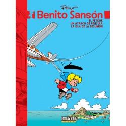 Benito Sansón 4. El Fetiche