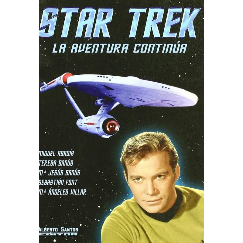 Star Trek. La Aventura Continúa