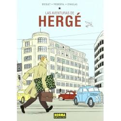 Las Aventuras de Hergé