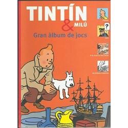 Tintín i Milú. Gran Àlbum de Jocs (Català)
