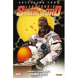 Legendario Starlord 2. Primer Vuelo (100% Marvel)
