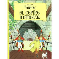 Tintín 8. El Ceptre d'Ottokar (Català)