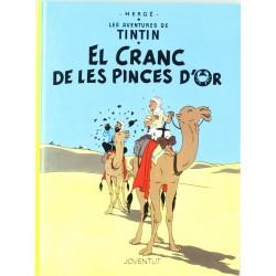 Tintín 9. El Cranc de les Pinces d'Or (Català)