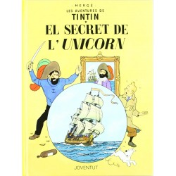 Tintín 11. El Secret de l'Unicorn (Català)